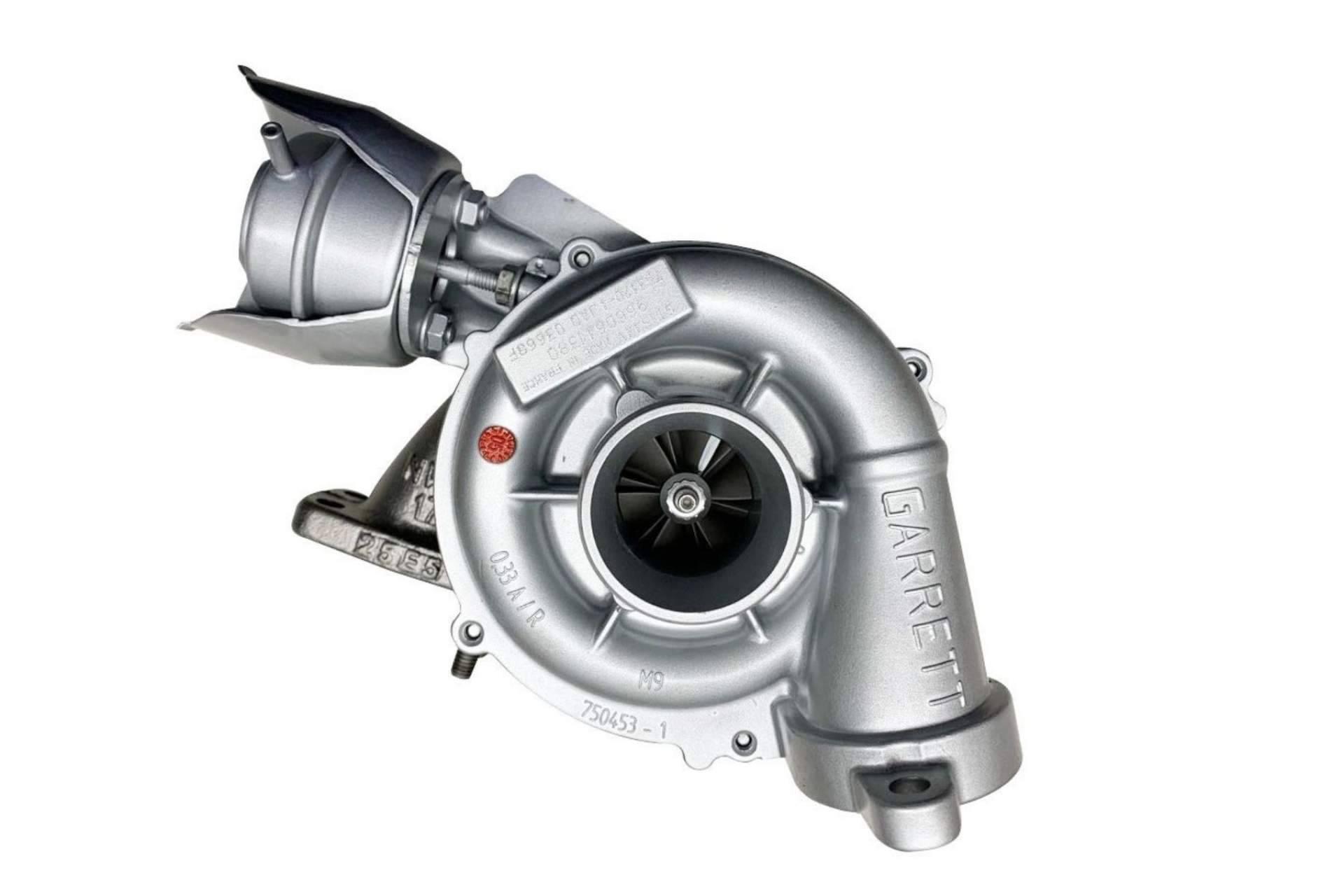 el turbo más vendido en España de la última década según la empresa Turbos24h