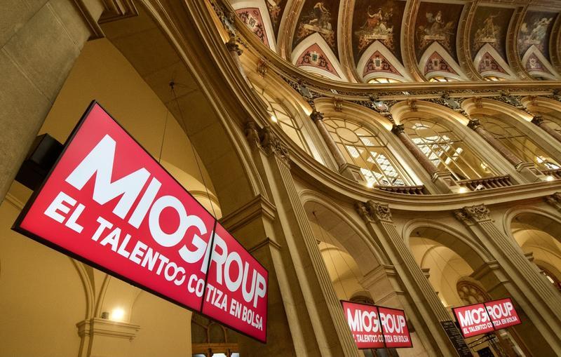 Miogroup logra su mejor semestre y dispara un 40% sus ingresos