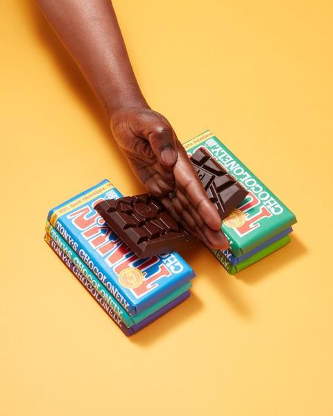 Tony's Chocolonely, el chocolate que busca crear una industria del cacao más justa, aterriza en España