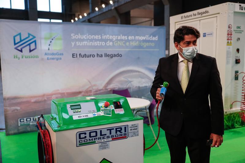 El transporte pesado reclama en el Green Gas Mobility apoyo a los gases renovables