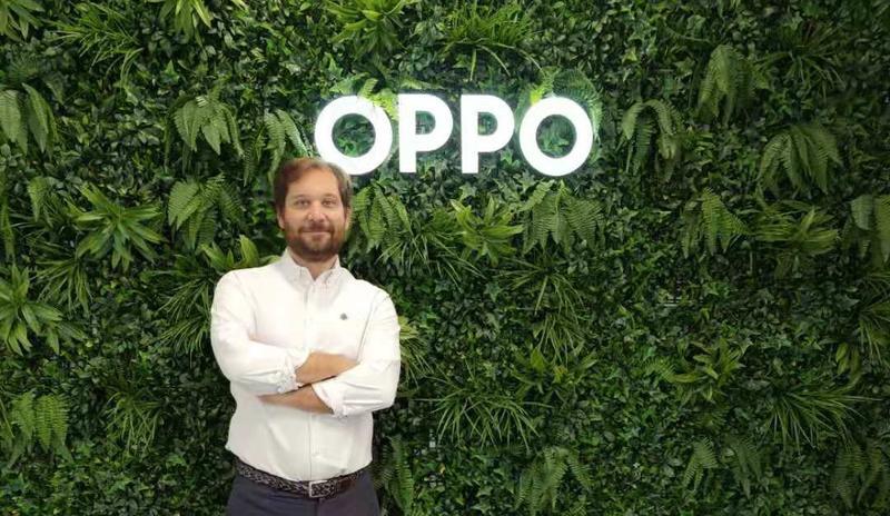 Oppo busca terminar 2021 como tercer fabricante de móviles en España