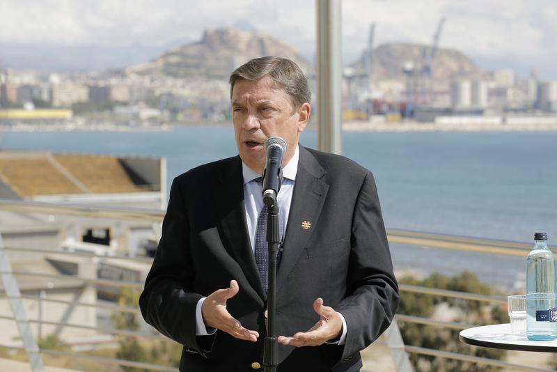 Planas asegura que el Gobierno evalúa los daños de La Palma para poder ayudar al sector agrario