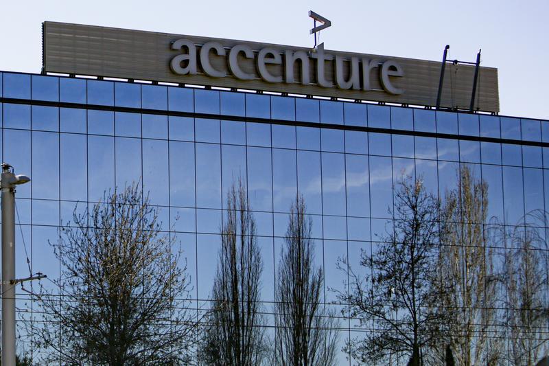 Accenture gana más de 5.000 M€ en su año fiscal, un 15,6% más