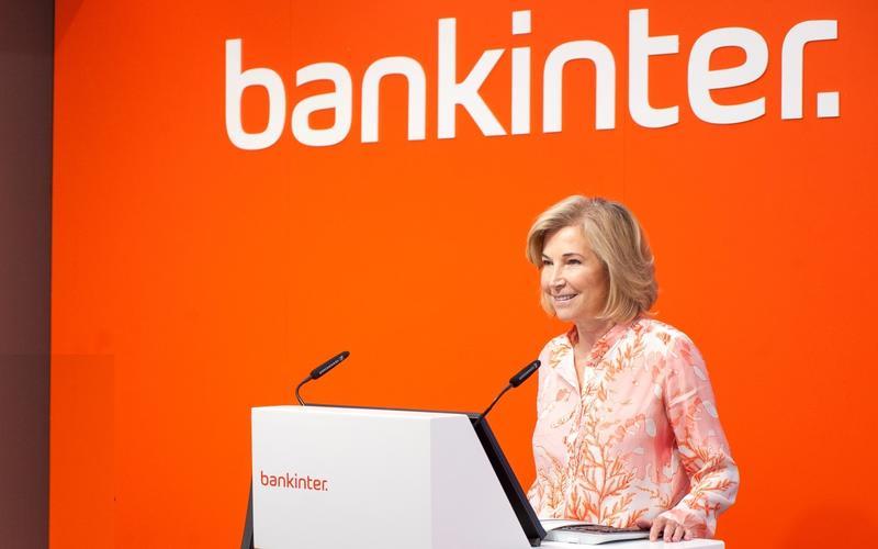 Bankinter distribuirá un dividendo de 0,133 euros por acción el próximo 1 de octubre