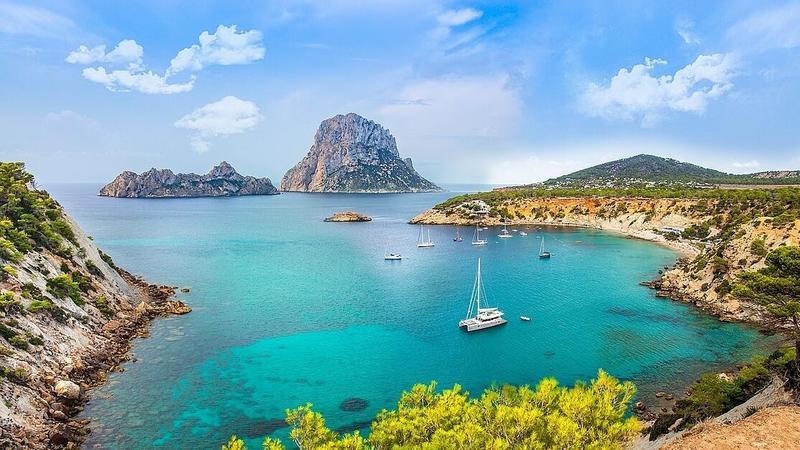 Ibiza, Formentera y Menorca, entre los destinos más recomendados por los 'influencers' españoles