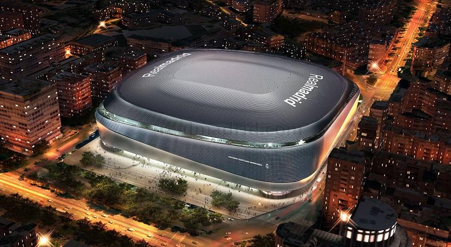 El nuevo Bernabéu, fichaje estrella de Madrid capital del lujo