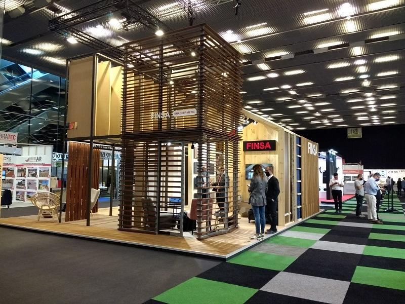 Guillermo Plaza (Finsa): «La construcción con madera es un concepto de necesidad»