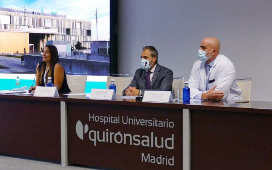 Más de 200 alumnos de Medicina comienzan el curso académico en Quirónsalud Madrid