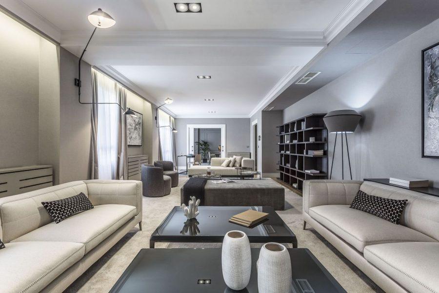 Lucas Fox, la promotora que vende pisos de hasta 6M€ en José 'Atascal'