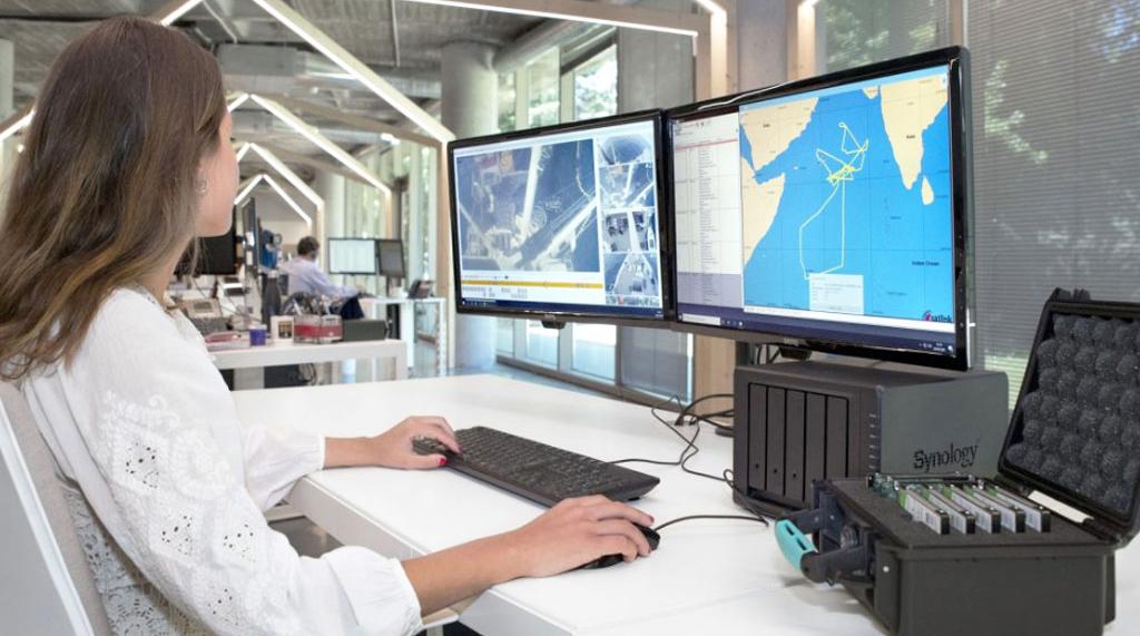 Satlink impulsa las comunicaciones satélite en el mar: un negocio millonario