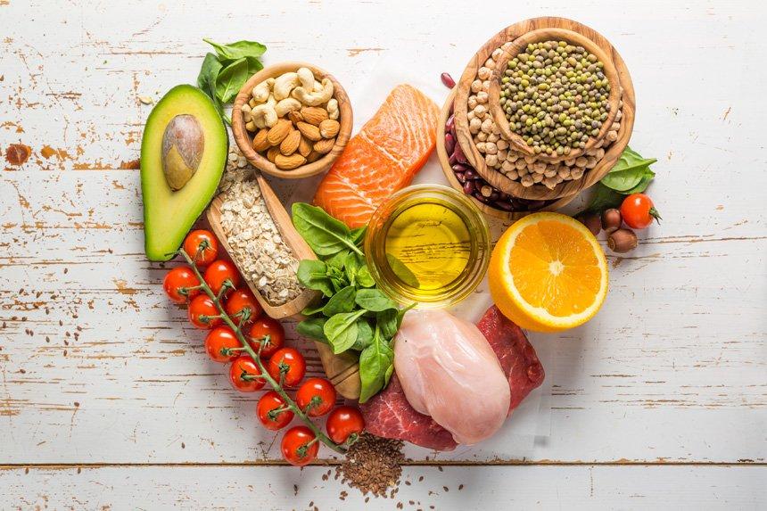 Estos alimentos te ayudarán a no sufrir nunca un infarto