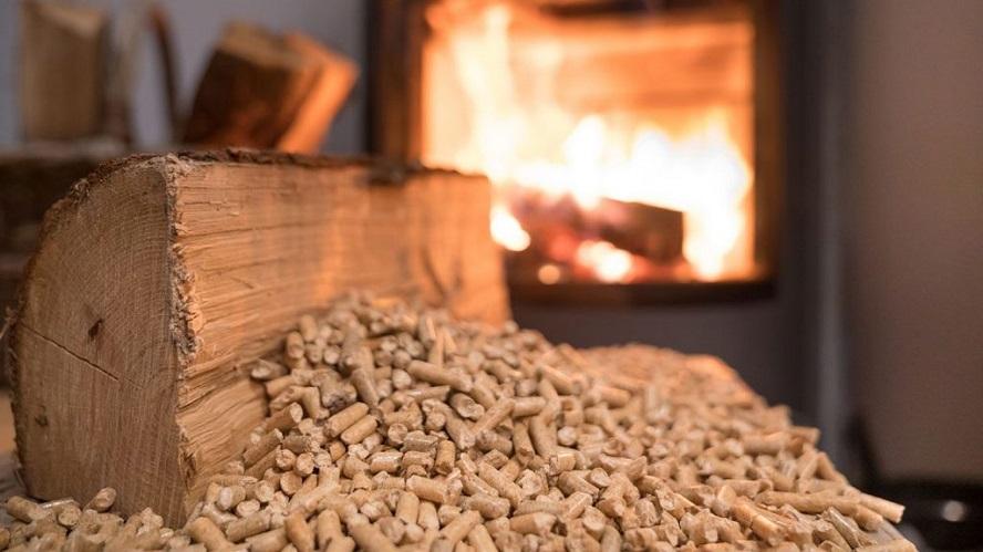Bosques españoles frente a gas ruso: gana la calefacción con biomasa