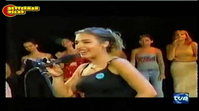 Gisela casting Operación Triunfo