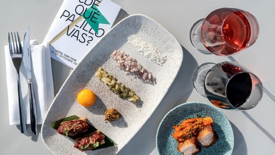 Hoteles de lujo a pie de calle: de tapeo por la alta cocina de Madrid
