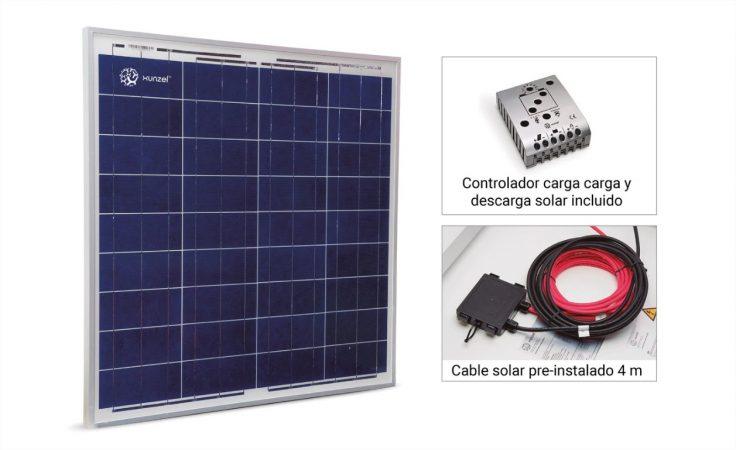 kit solar cruise el corte ingles