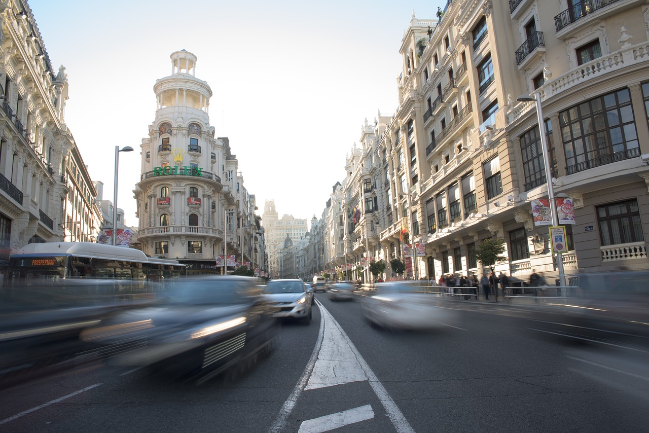 Cómo saber si tu coche puede entrar en el nuevo Madrid Central