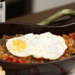Pisto con patatas: el plato más viral que va a arrasar este otoño