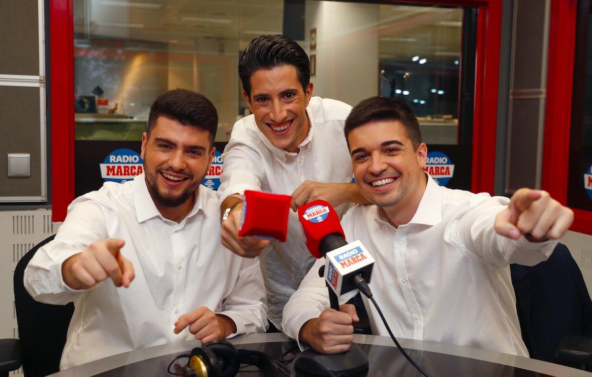 Radio Marca encuentra el antídoto de 'El Chiringuito' con 'La Pizarra de Quintana'