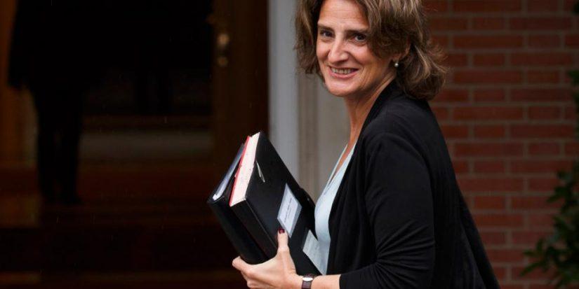 teresa Ribera, ministra energía y transición ecológica
