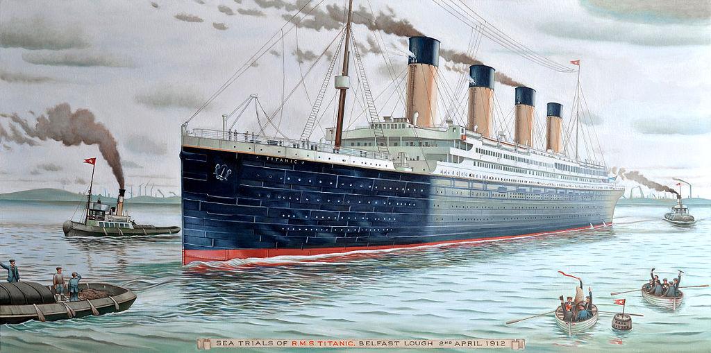 Cuánto costaría viajar hoy en el Titanic y otras curiosidades