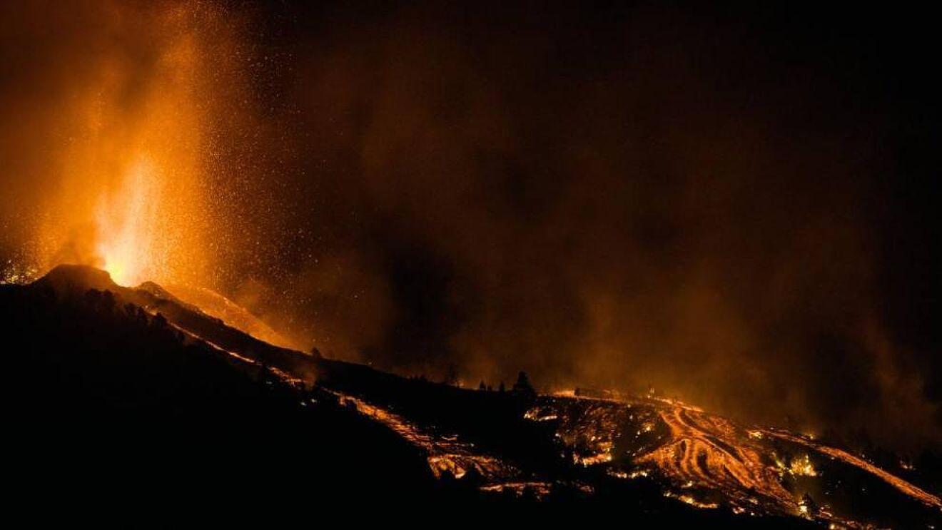 Estos son los volcanes activos que hay en toda España