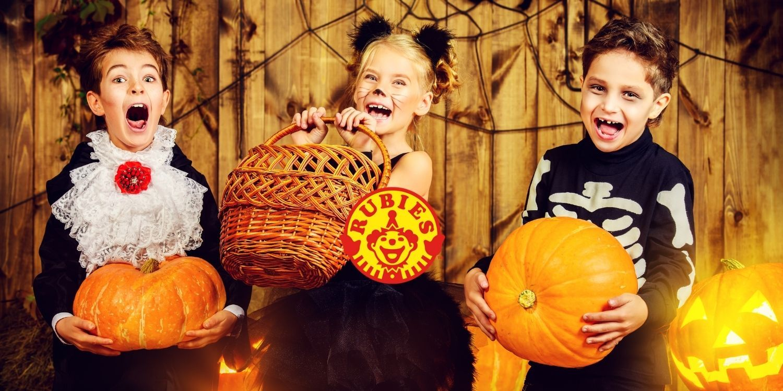 7 disfraces para celebrar Halloween 2021 según Rubie's