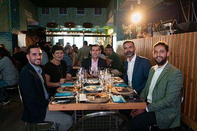 La Región de Murcia, Capital Española de la Gastronomía 2021, finaliza su tour en Almería
