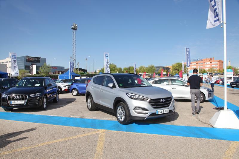 El precio medio del vehículo de ocasión en España supera los 18.000 euros en el mes de septiembre