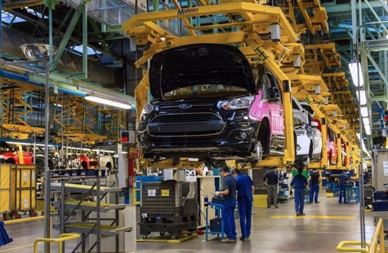 Ford Almussafes reduce los paros del ERTE