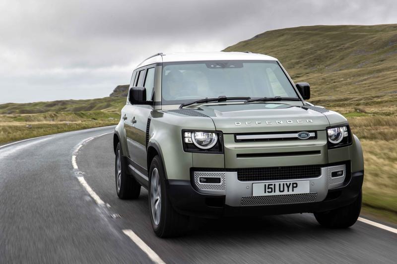 Las ventas de Jaguar Land Rover caen un 18,4% en el tercer trimestre por la escasez de 'chips'