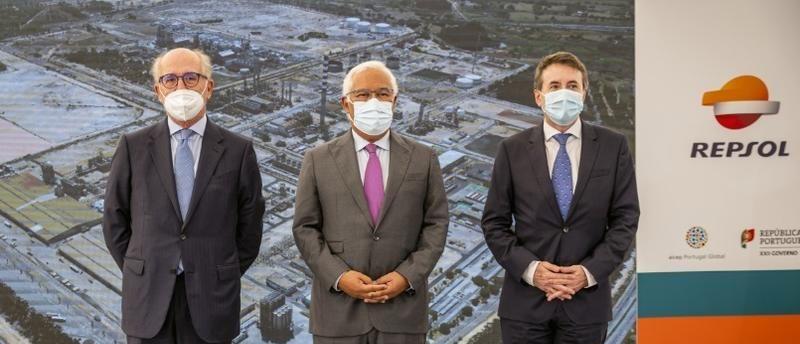 Repsol invertirá 657 M€ en ampliar un complejo industrial en Portugal