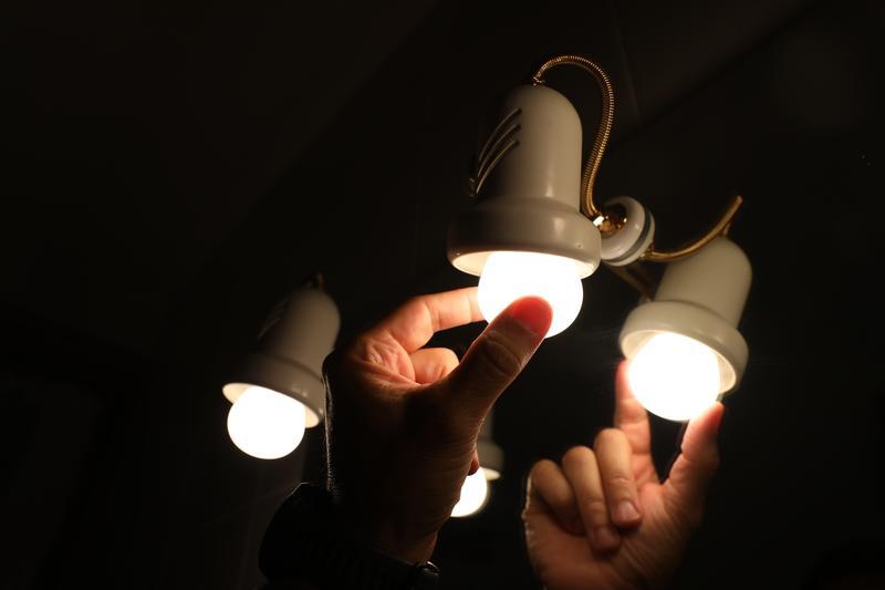 El precio de la luz sube un 16% este jueves, hasta los 215,63 euros MWh