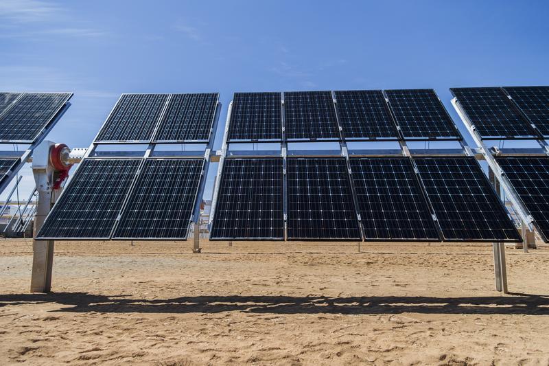 Acciona Energía y Soltec firman un acuerdo marco en España