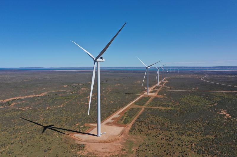 Iberdrola suministrará energía 100% renovable al proyecto minero Olimpic Dam en Australia