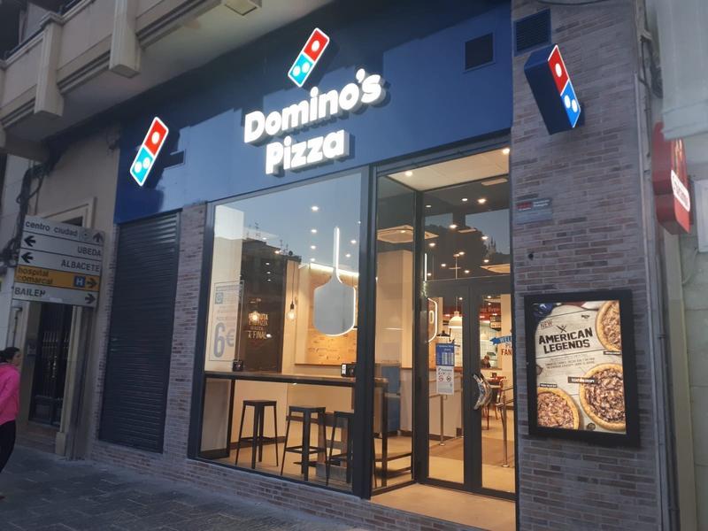 Domino's Pizza eleva un 21,5% sus beneficios en su tercer trimestre fiscal