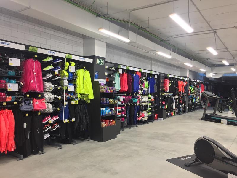 Decathlon crece en España con la apertura de una nueva tienda en formato City en Pamplona