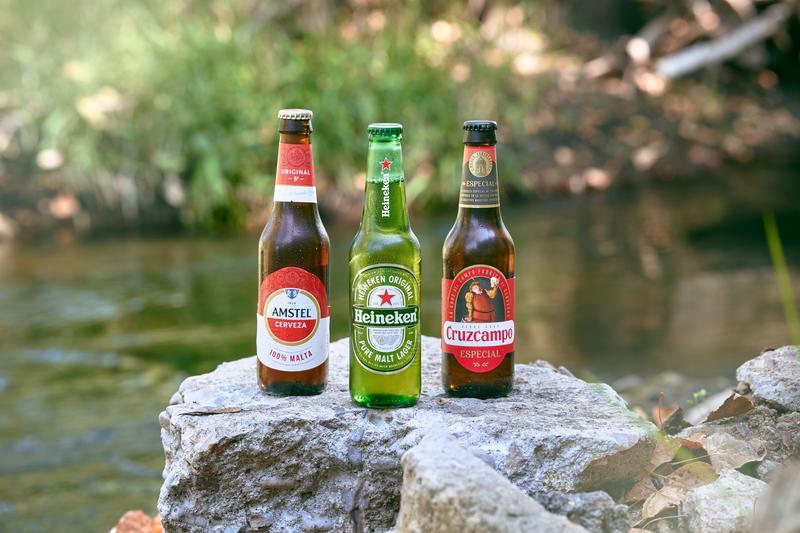 Heineken inicia el Proyecto Jarama para devolver el agua que contienen sus cervezas elaboradas en Madrid