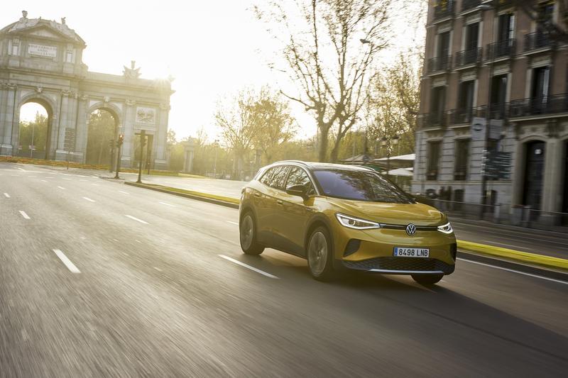 El Grupo Volkswagen duplica las ventas de eléctricos en el tercer trimestre, hasta 122.100 vehículos