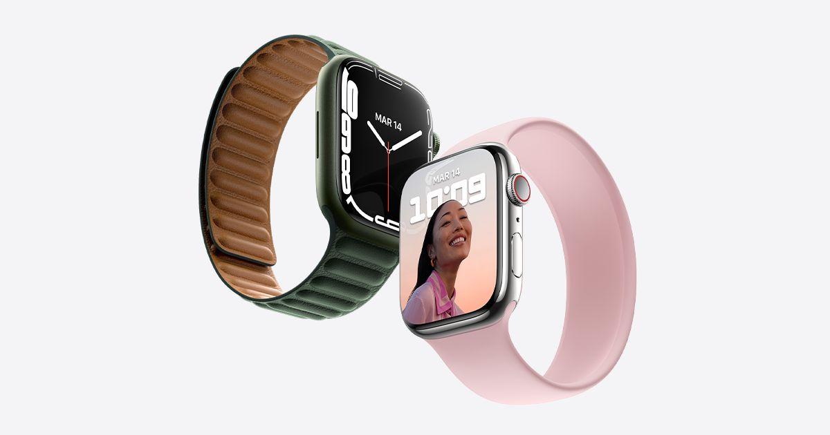 Apple Watch Series 7: cuánto cuesta y por qué debes comprarlo