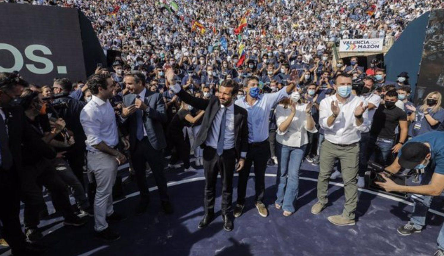 Casado entierra la crisis de liderazgo aferrándose al «nuevo» programa del PP