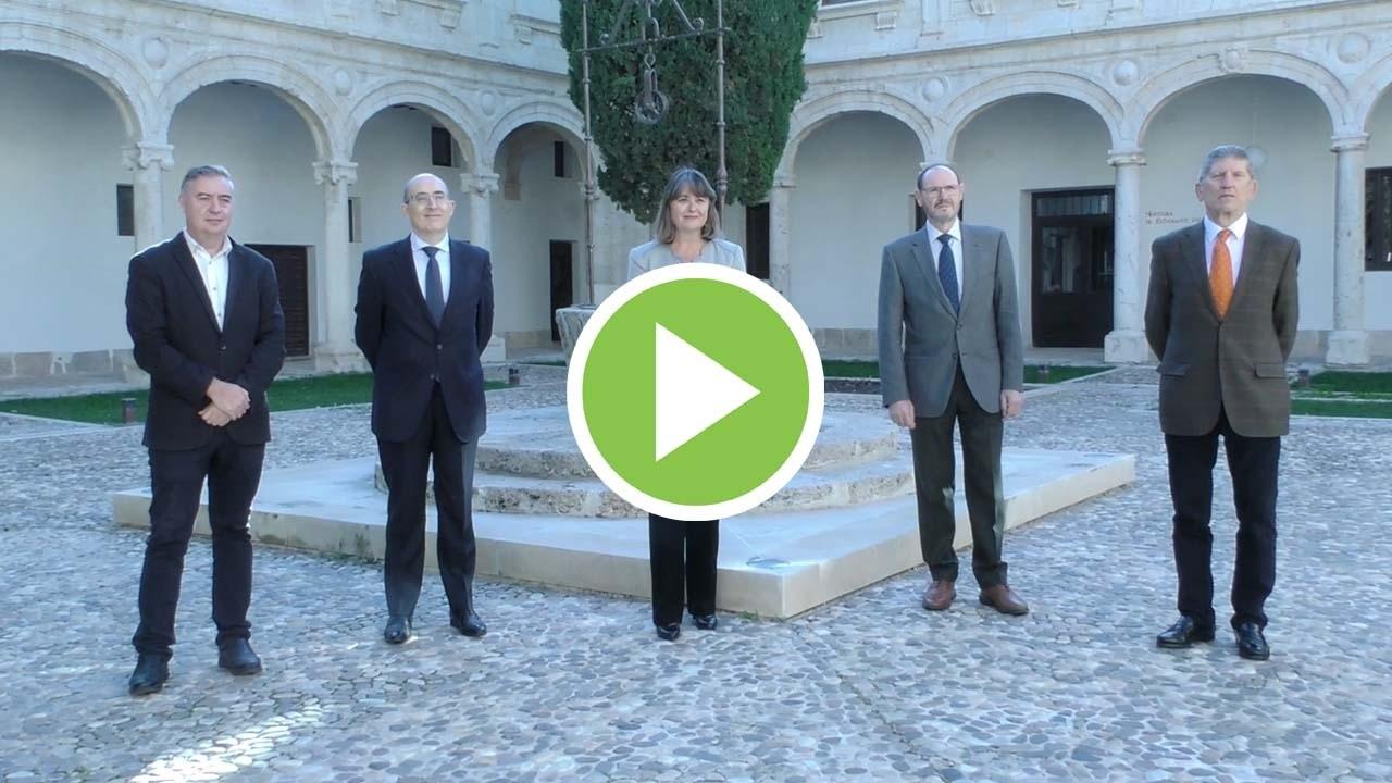 La Fundación Marques de Oliva y la Universidad de Alcalá, juntos por el emprendimiento