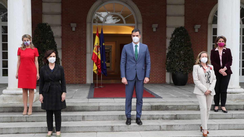 Los Presupuestos se encallan por un nuevo choque entre Yolanda Díaz y Nadia Calviño