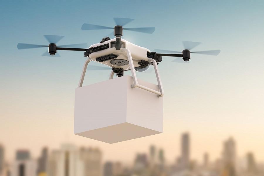 El futuro de la movilidad en las ciudades: drones de reparto y taxis aéreos