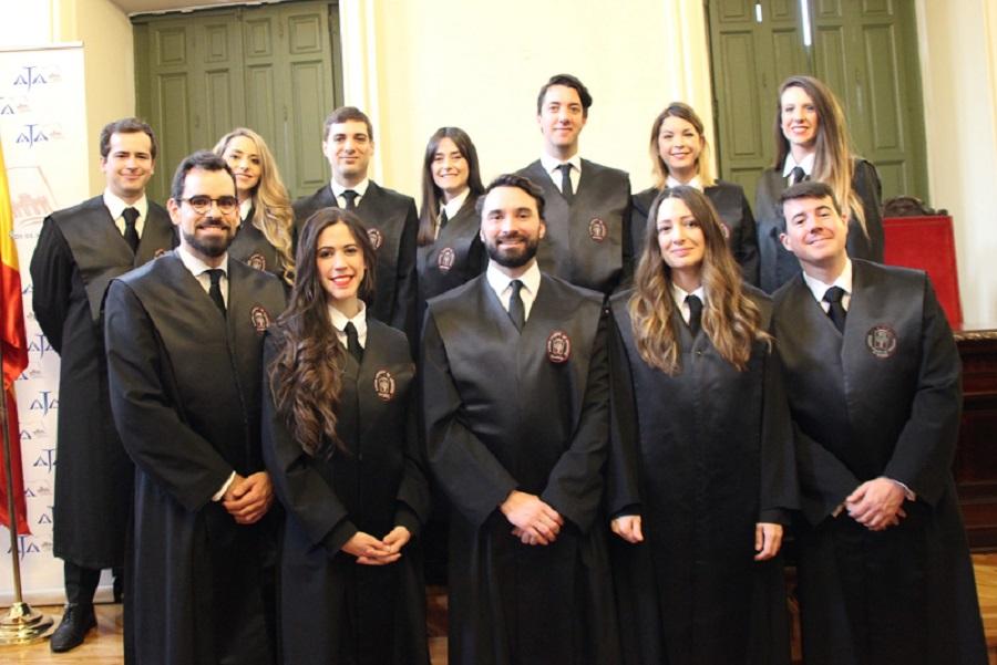 AJA Madrid consigue que los profesionales en formación de la Abogacía puedan asistir a las sedes judiciales
