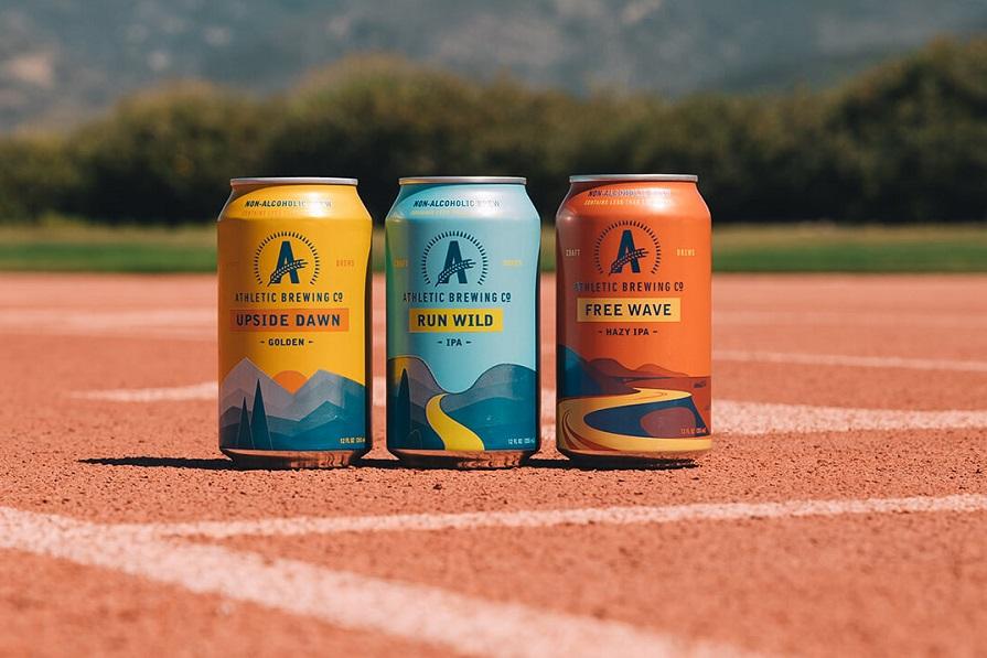 Athletic Brewing, la cerveza artesanal 0,0 líder en EE.UU. que se publicita en Spotify España