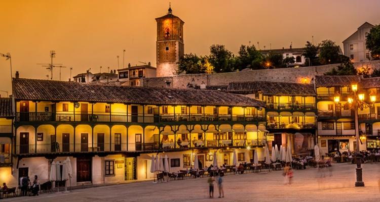 Chinchón pueblos Madrid