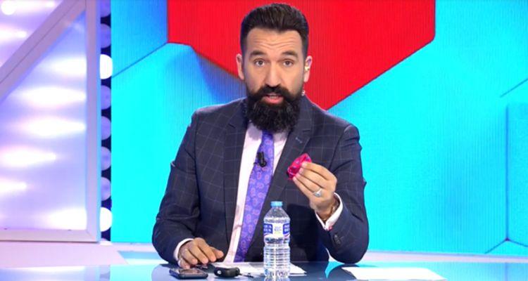 Miguel Lago televisión Todo es mentira