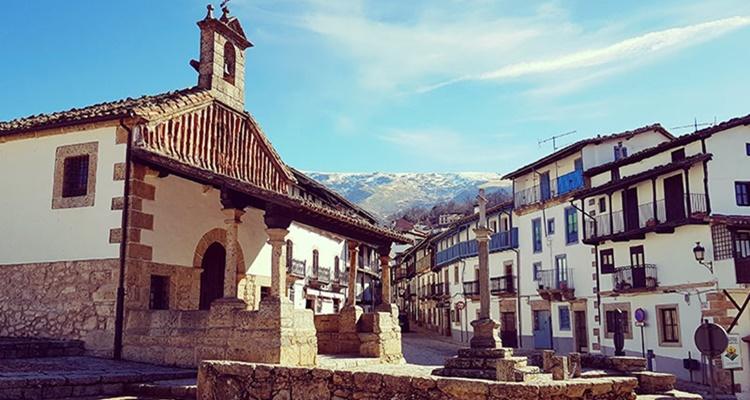 Pueblos interior Castilla y León Madrid