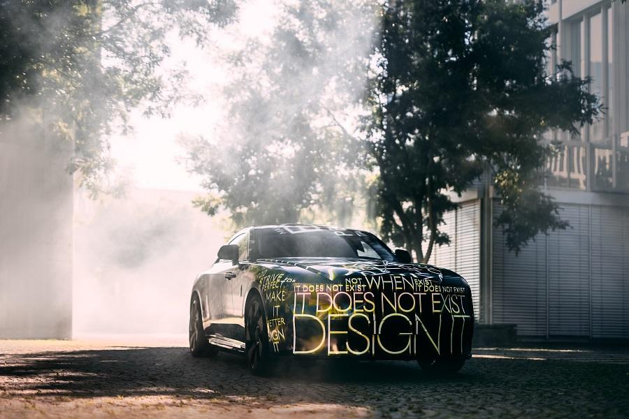 Rolls-Royce lidera la carrera de los coches eléctricos de superlujo