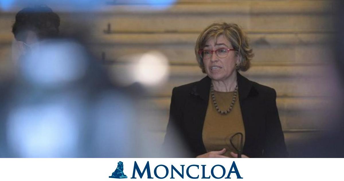 El Supremo recela de Consuelo Castro, la abogada del Estado que «defiende» a Puigdemont